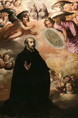 Suscipe (St. Ignatius of Loyola)